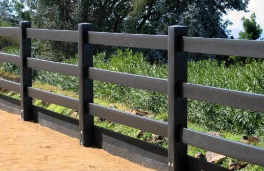 Used like Standard Fencing