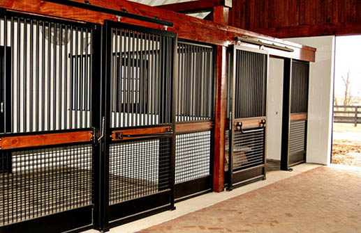 Lucas Equine Equipment Doors