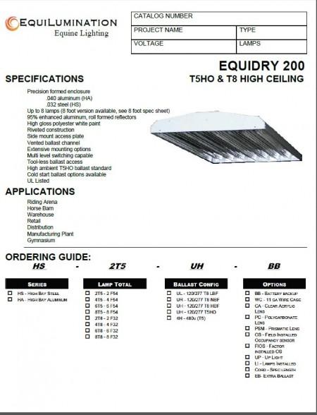 equidry200